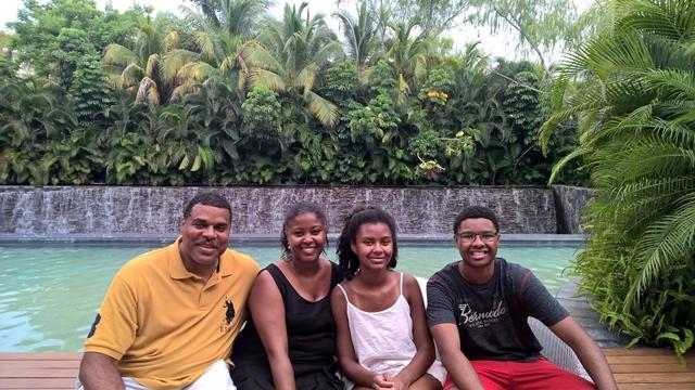Dean Jones Family